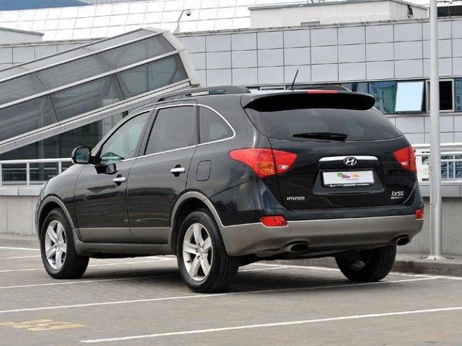 Hyundai ix55: стоит ли покупать  за 1,2 миллиона рублей – колеса.ру – автомобильный журнал
