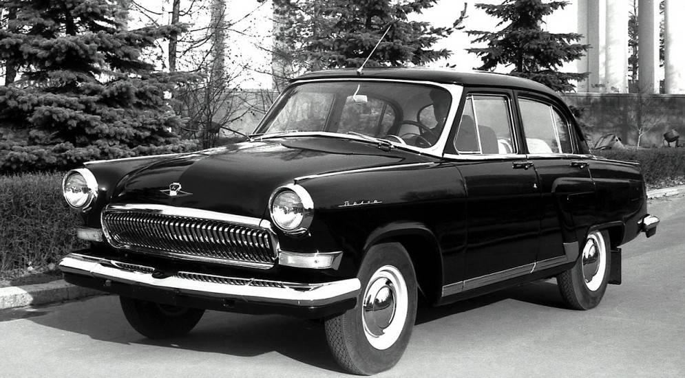 История советского автопрома 60-х годов