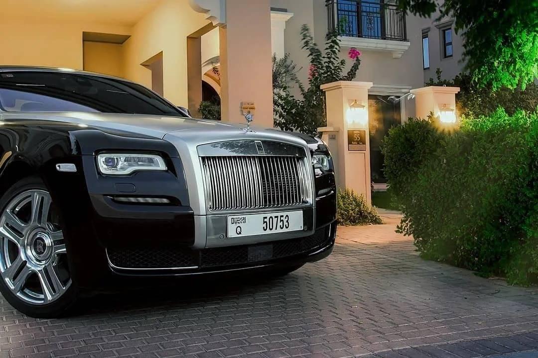 Rolls Royce Ghost, интересное про автомобиль