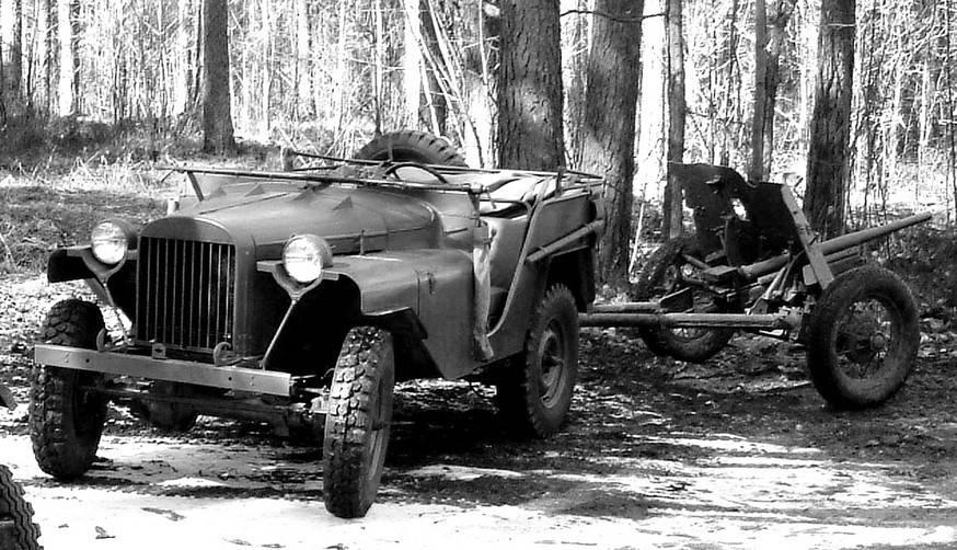 Они помогали побеждать: главные машины Великой Отечественной