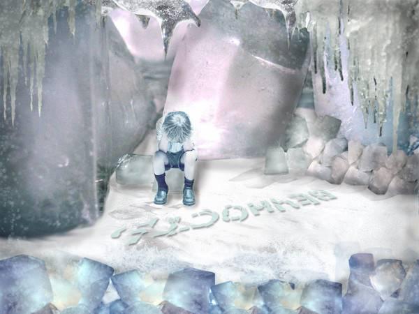 Заснеженное звёздное серебро