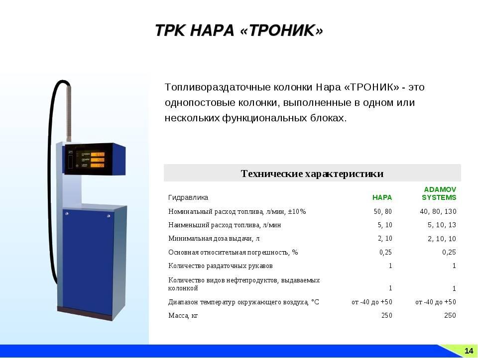 Топливные колонки – устройство топливораздаточных колонок на азс, принцип работы, схема, фото