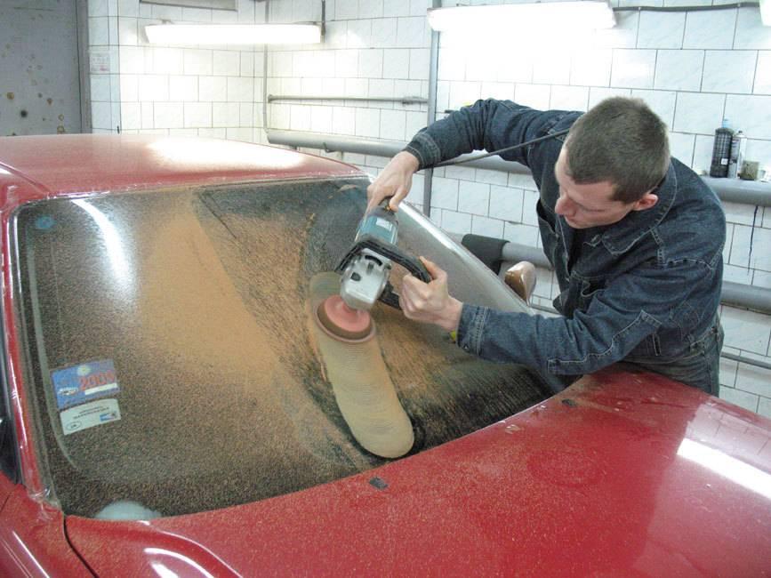 Полировка автомобиля своими руками в домашних условиях — подбор полиролей и инструмента, этапы работ