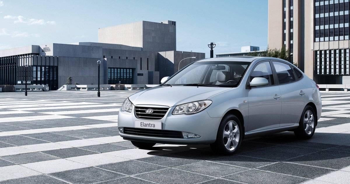 Hyundai elantra j3 (xd, 2000-2010) – холодный расчет