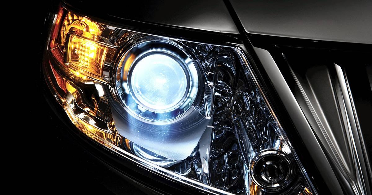 Виды фар автомобиля: линзованные и лазерные фонари, led-оптика ближнего и дальнего света