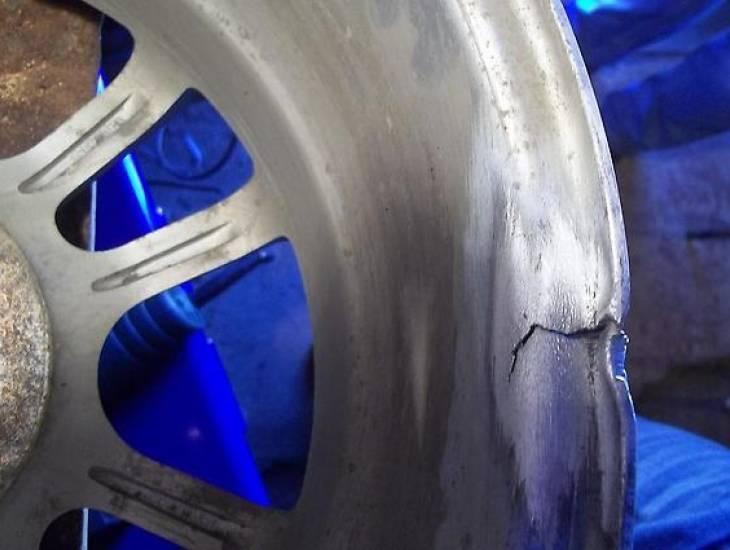 Технологии. возможна ли прокатка литых дисков?