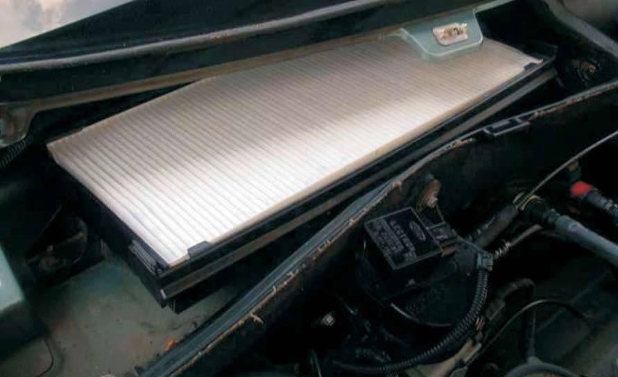 Салонный фильтр ford focus – где находиться и как заменить пошаговая инструкция