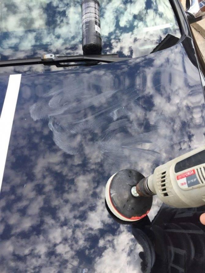 Полировка кузова автомобиля своими руками в домашних условиях: как правильно сделать, средства | tuningkod
