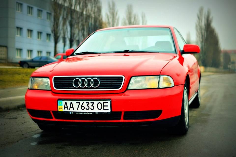 Audi a4 (b5) – все еще привлекательный?!