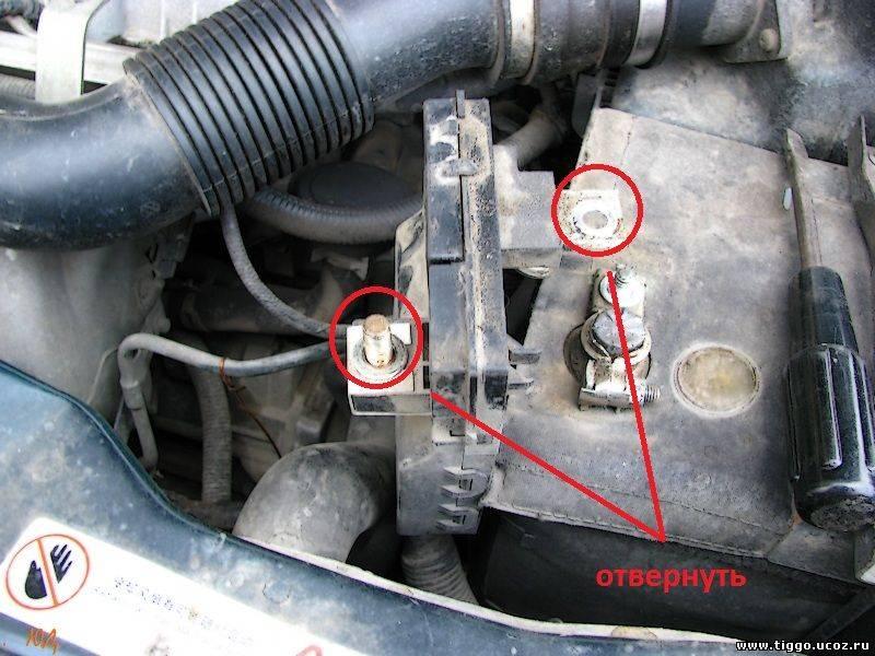 Датчик давления масла автомобилей чери (амулет, фора, тигго): где расположен, для чего нужен, как поменять