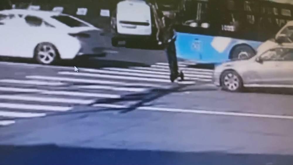 Как избежать наезда на пешехода - притормози - в россии - проекты - bezdtp.ru