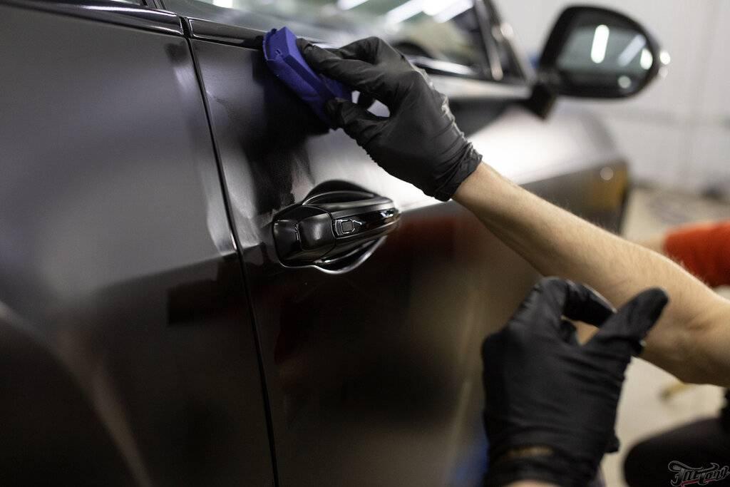 Что такое нанокерамика для авто?