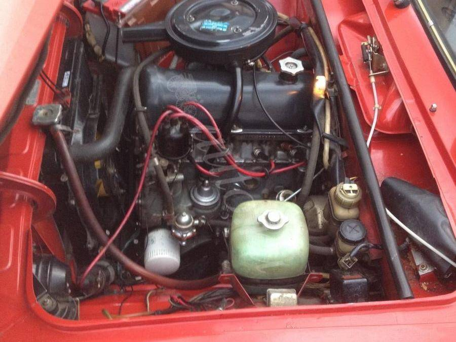 Двигатель ваз 1100 характеристики