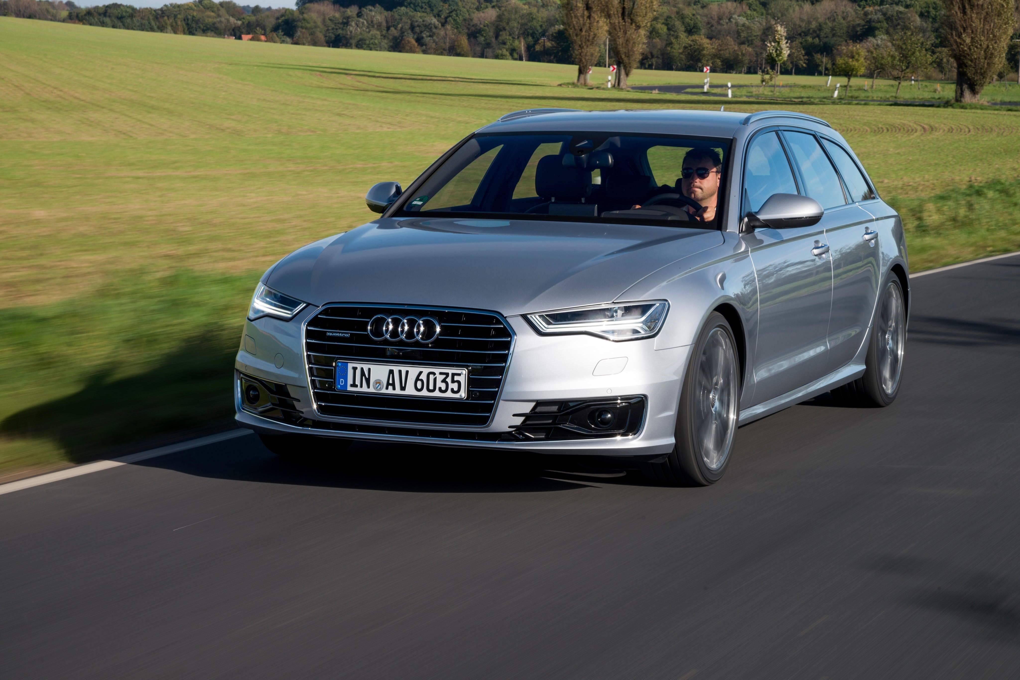 Честный «бизнес» за 500: обзор Audi A6