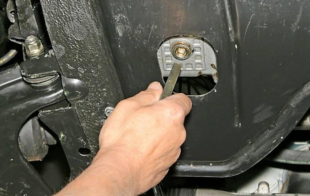 Рено логан: замена масла в двигателе - новый logan