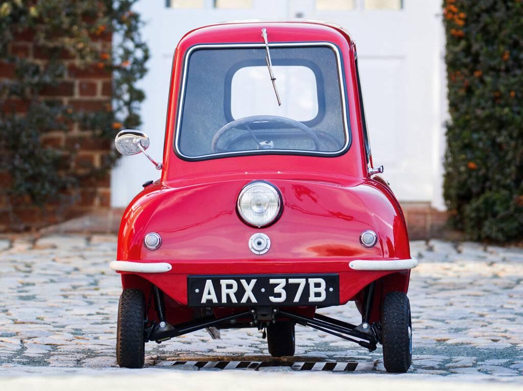 Размер имеет значение? топ-5 самых маленьких автомобилей в мире