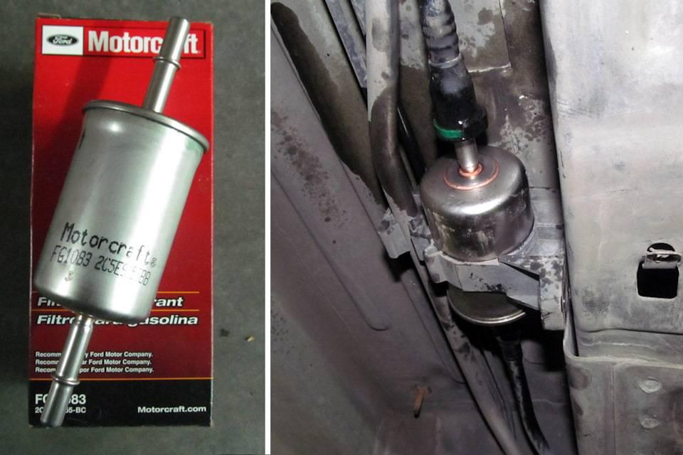 Фильтр топливный форд фокус 2: рассматриваем по пунктам