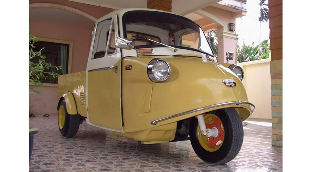И такое было: самые странные автомобили за всю историю мирового автопрома (фотоподборка) - авто гуру