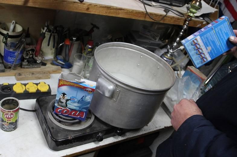 Чем промыть систему охлаждения: советы и рекомендации