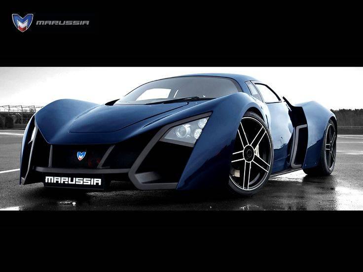 Marussia: дорого, быстро и по-русски