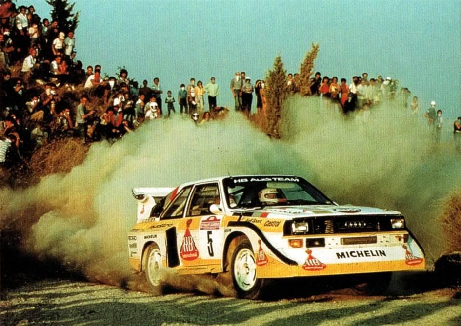 Группа б: история самых смертоносных гонок и автомобилей мирового ралли — furfur