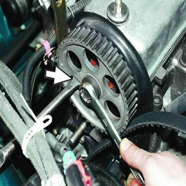 Как поменять ремень грм на ваз 2109 2114 8 клапанов