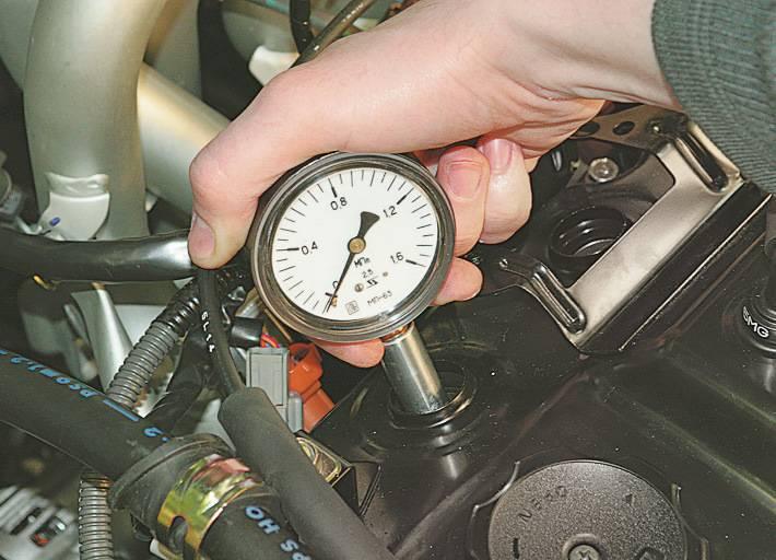 Давление масла в двигателе: низкое и высокое. проблемы, причины, устранение