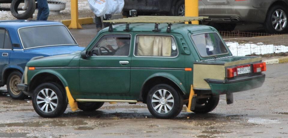 Тюнинг нивы: готовим авто к бездорожью по советам профессионала