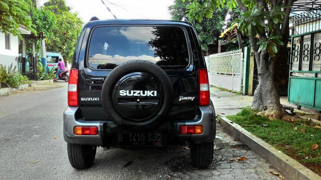 Suzuki jimny jb