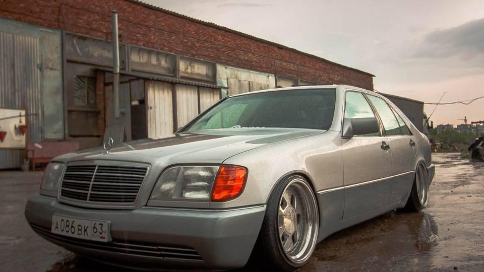Mercedes-benz s-class (w140) технические характеристики, обзор и фотографии