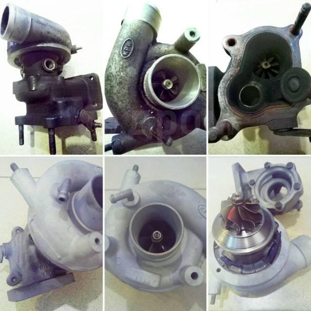 Как проверить турбину на дизельном двигателе?