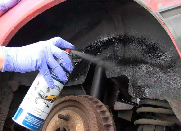 Влияние химических реагентов на кузов автомобиля