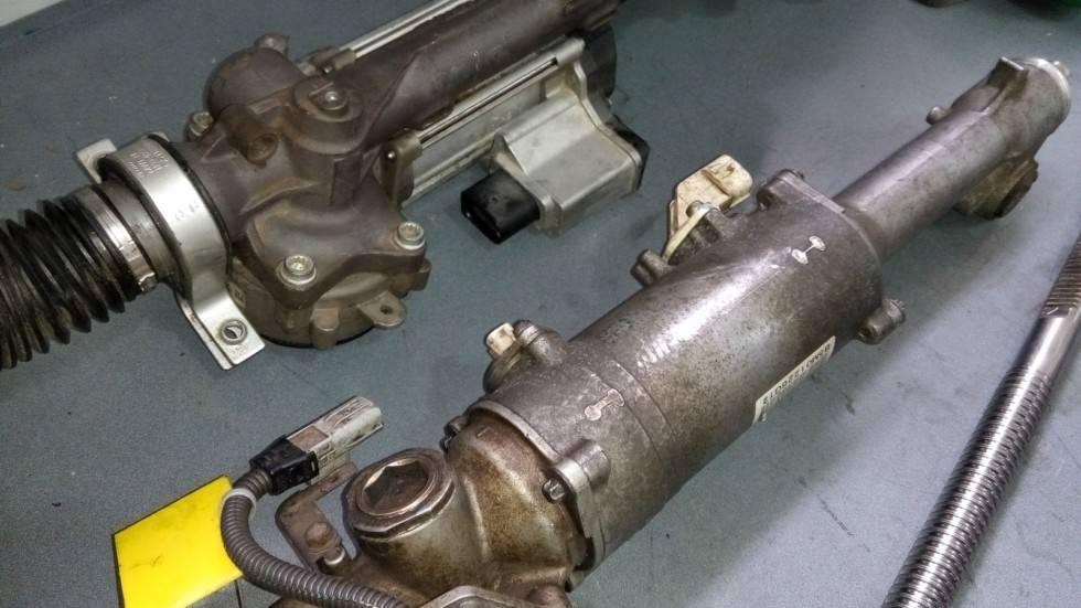 Стоит ли ремонтировать рулевую рейку. какая выгода? | автоблог