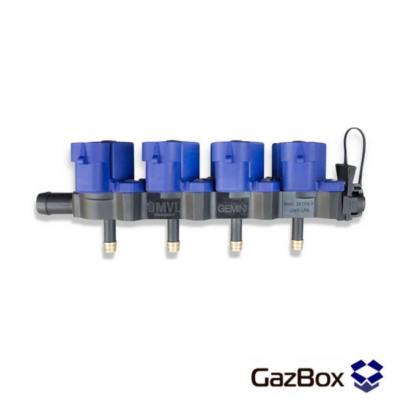 Как отрегулировать газовые форсунки на гбо 4