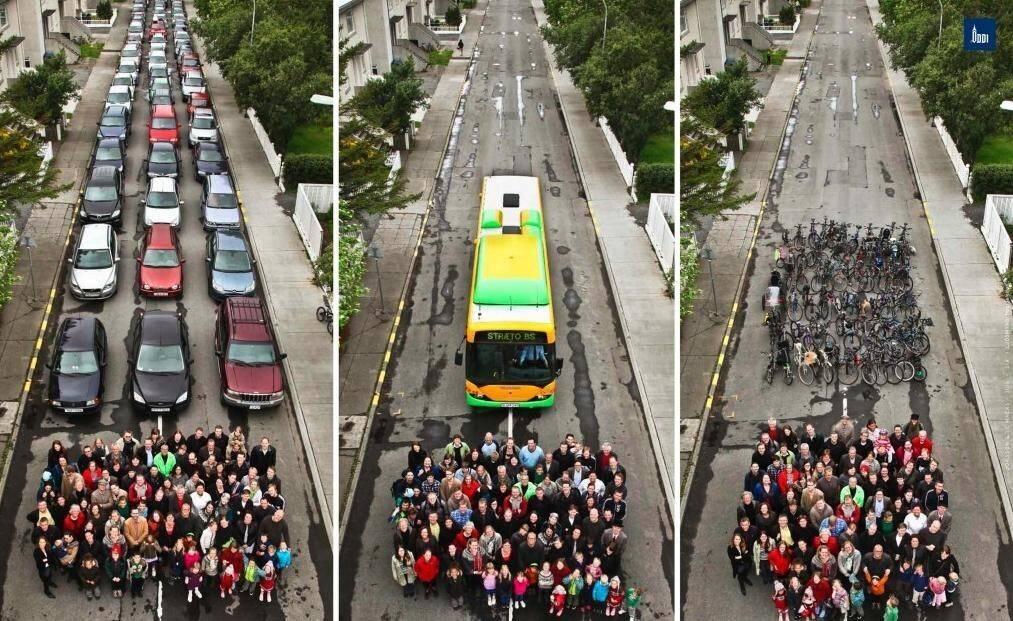 Автомобили навсегда: почему мы никогда не пересядем на общественный транспорт