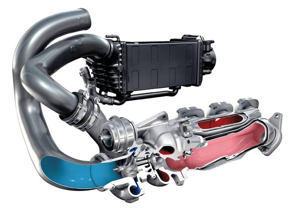 Турбонаддув двигателя: описание и принцип работы