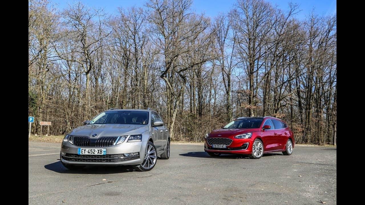 Ford Focus III и Skoda Octavia III: какой из «европейцев» лучше