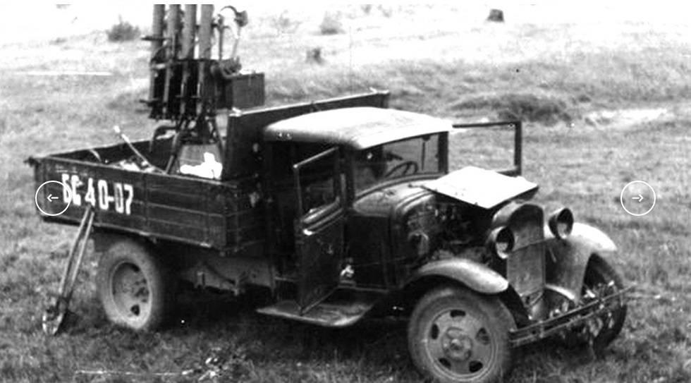 Автомобиль «полуторка» или газ-аа: история разработки, технические характеристики, использование в армии в годы войны