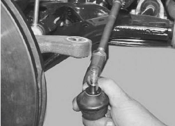 Как осуществляется замена рулевых наконечников на рено логан и видео рабочих процессов