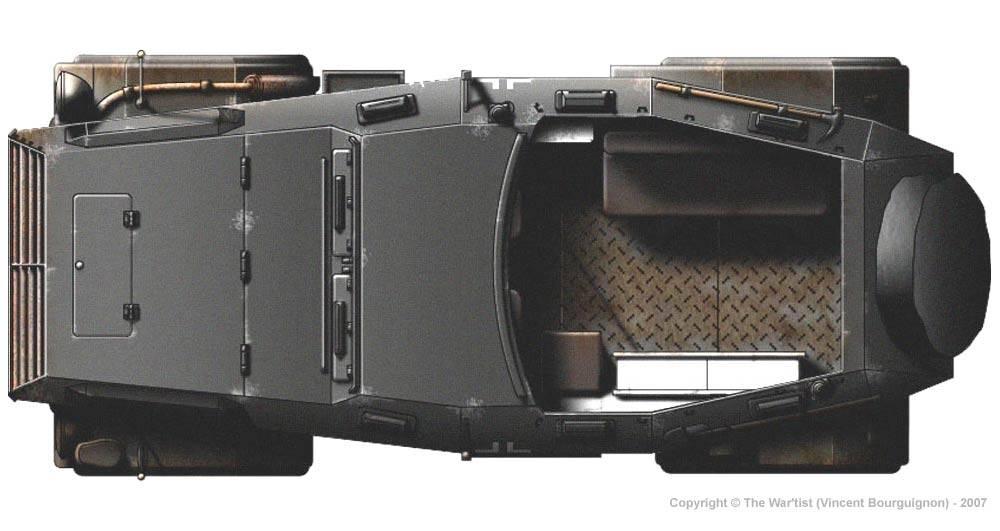 Бронеавтомобиль камаз-43269 «выстрел» (бпм-97)