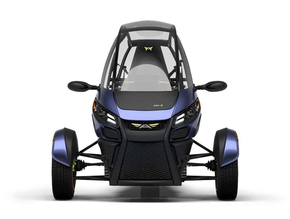 Электромобиль smart – характеристики ситикара
