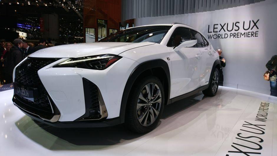 Электрический lexus ux 300e раскрывает свои особенностиавтомобили на альтернативном топливе