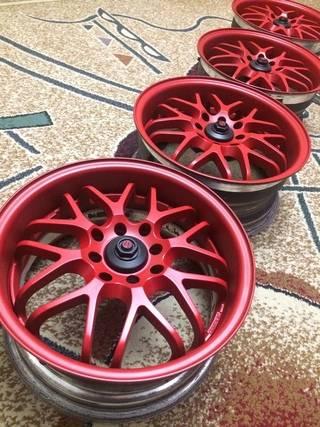 Чем и как покрасить колесные диски самостоятельно. покраска литых дисков своими руками как самостоятельно покрасить колесные диски