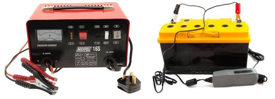 Как правильно зарядить аккумулятор в домашних условиях