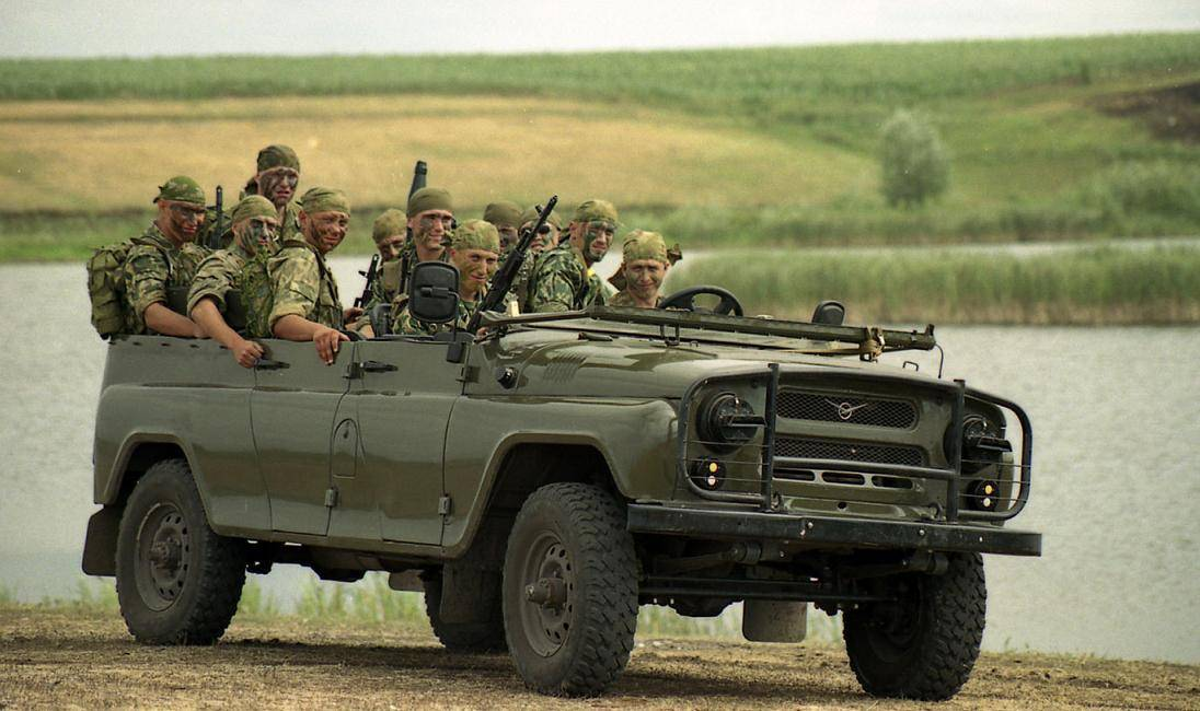 На страже родины: новейшие автомобили российской армии
