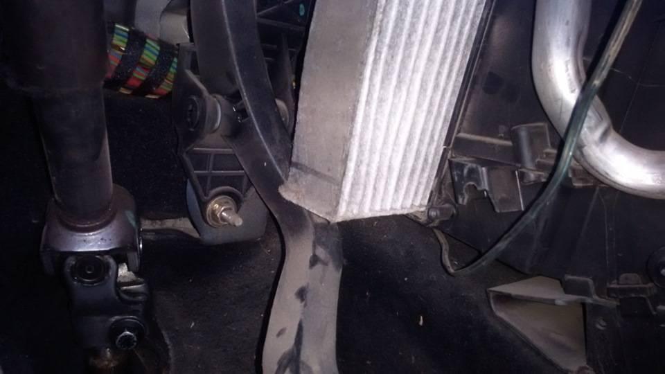 Замена салонного фильтра форд фокус 2 рестайлинг — описываем суть
