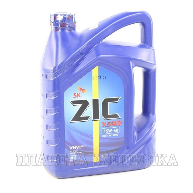 Обзор масла zic x9 5w-40