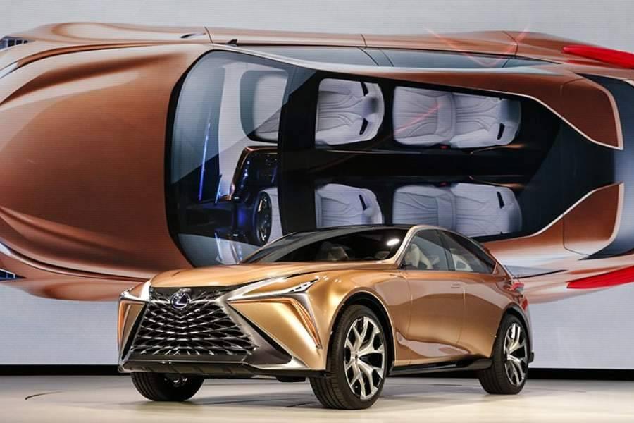 Детройт-2017: самые главные инновации автосалона / гараж / xcom-hobby