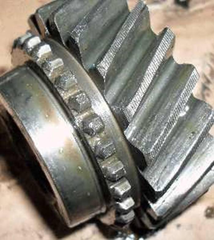 ✅ как восстановить сломанный зуб шестерни - mir-rukodelnici.ru