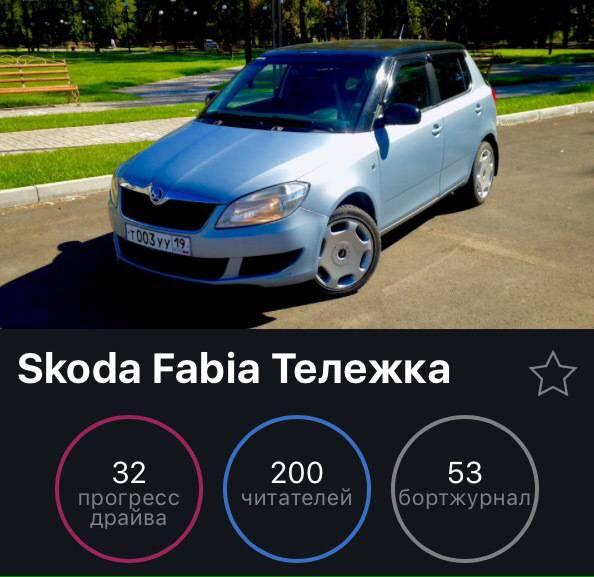 Skoda fabia ii: секреты притяжения симпатий